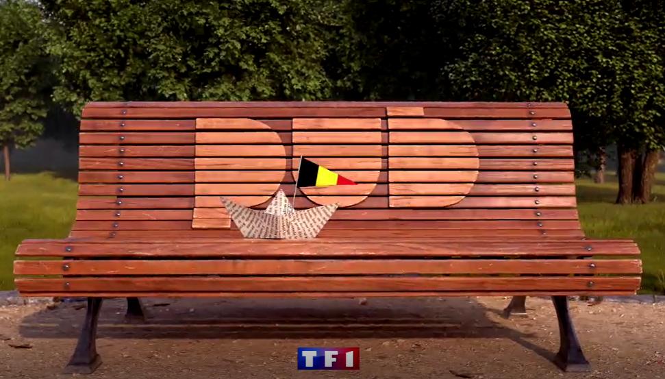 Belgian Advertising TF1 Transfer