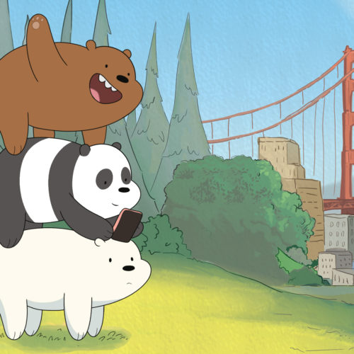 Transfer Cartoon Network We Are Bare Bears