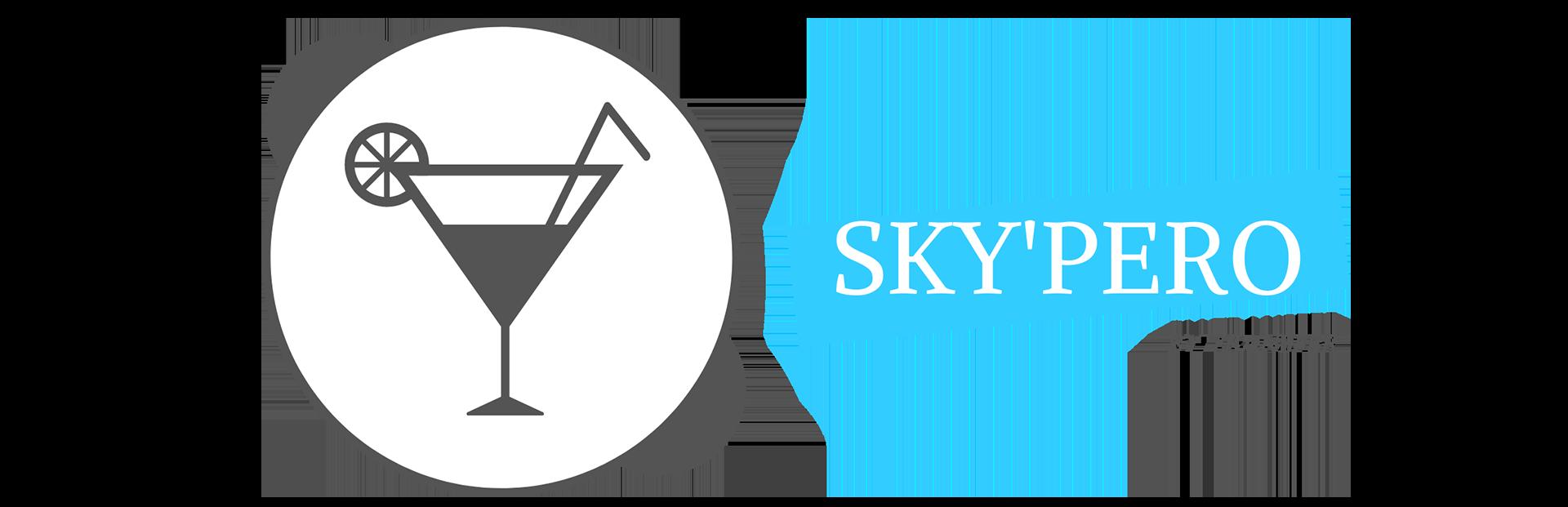 Sky'pero Transfer logo