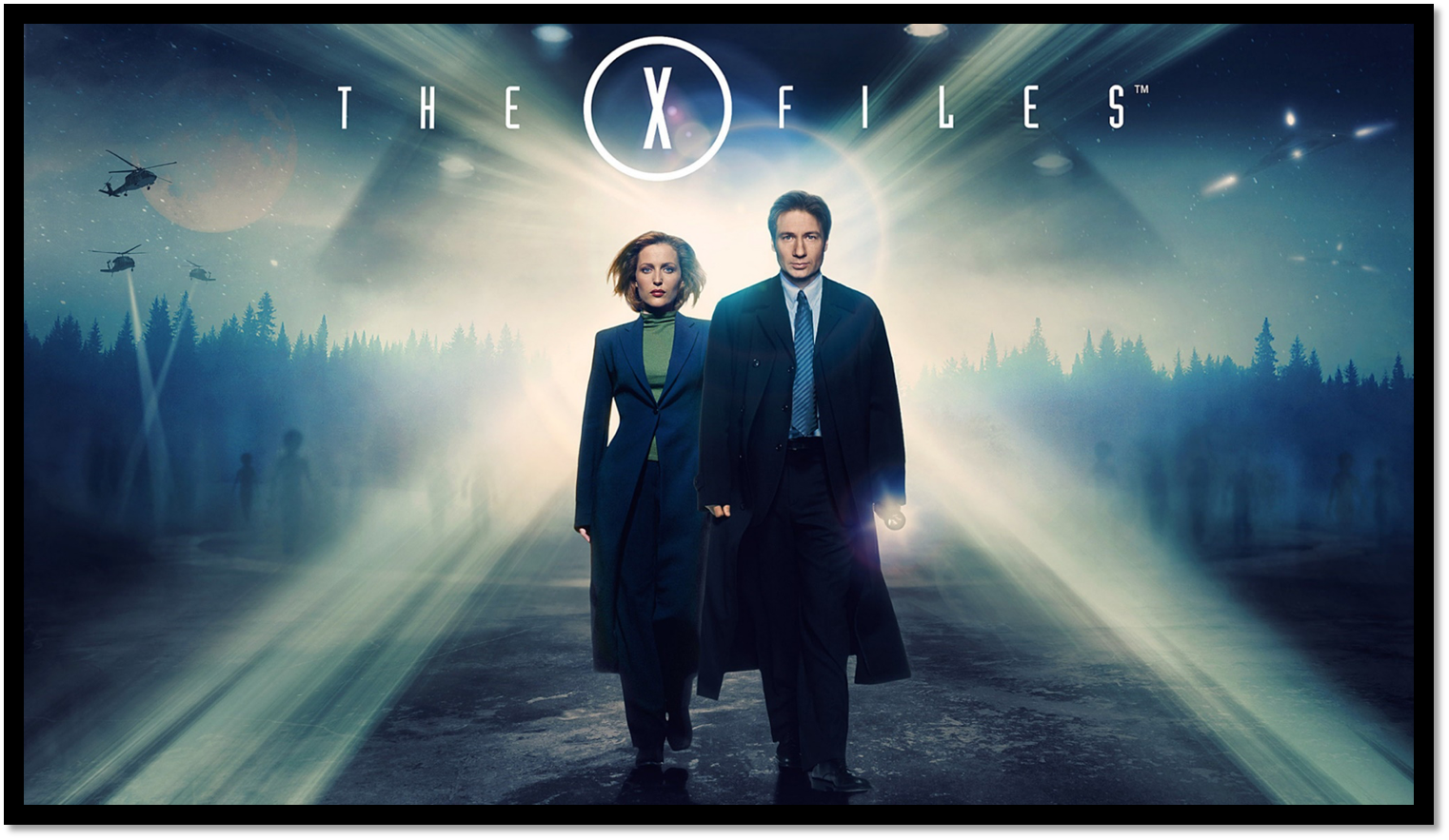 The X-Files FOX Transfer
