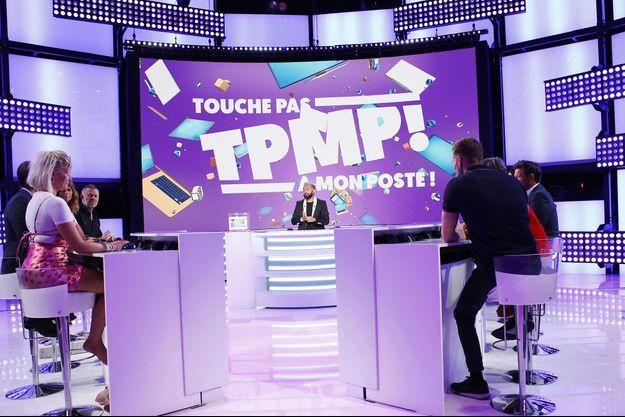 Transfer C8 Touche-pas-a-mon-poste