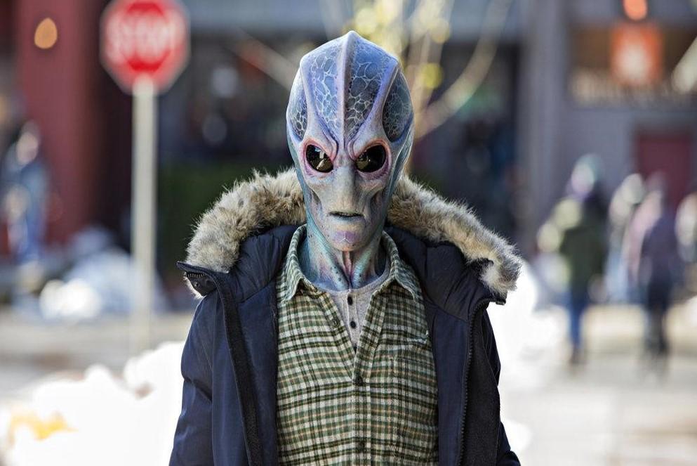 Transfer SyFy Resident Alien