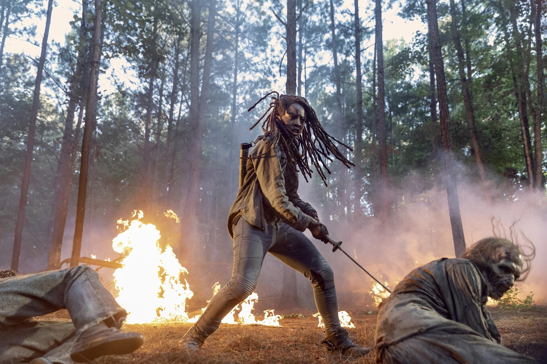 Transfer FOX The Walking Dead