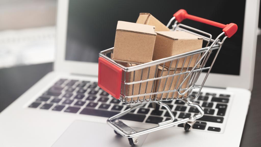 Transfer e-commerce online VIA